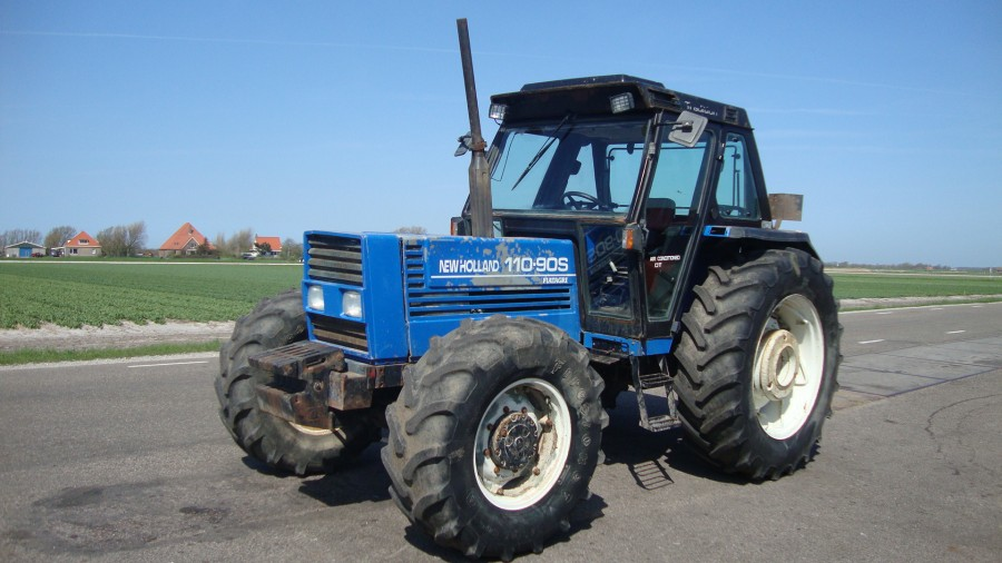 New Holland 110-90 DT