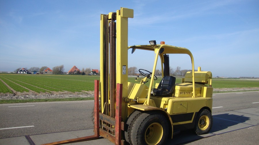 Hyster 4 ton